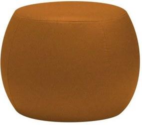 Puff Cleo 55cm Corano Caramelo - Gran Belo