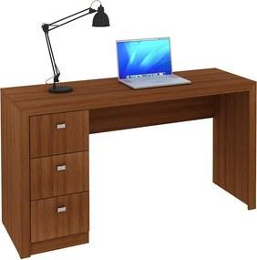 Mesa para Escritório ME4102 Amendoa - Tecno Mobili