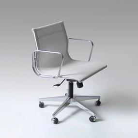 Cadeira Giratória SM Regulagem de Altura Linha Corp Mais Design by Studio Mais