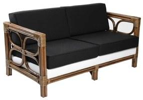 Sofá Chambord 2 lugares - Wood Prime SB 29119