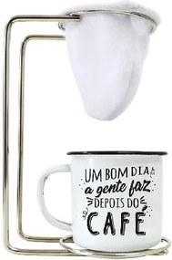 Kit de Café - Um Bom Dia