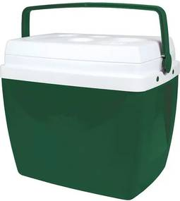 Caixa Térmica 34 Litros Verde Escuro