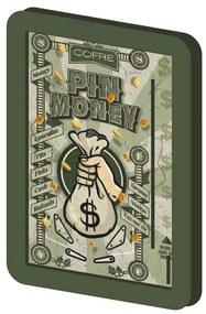 Quadro Cofre Pinmoney - Jogo Pinball
