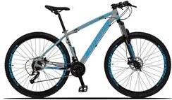 Bicicleta Aro 29 Quadro 17 Alumínio 27 Marchas Freio Disco Hidráulico