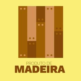 Placa Decorativa de Madeira Verde Pineapple Crown Urban Home