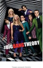 Poster The Big Bang Theory (50x75cm, Apenas Impressão)
