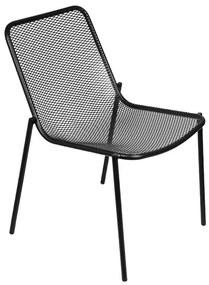 Cadeira Garden sem Braço – Preta