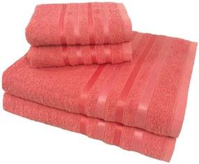 Jogo de Toalha 4 Peças kit de toalhas 2 banho 2 rosto Jogo de Banho SalmÁo