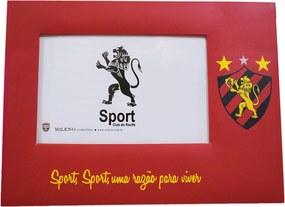 Porta retrato Minas de Presentes Papelão Para Uma Foto 15X10cm - Sport Club Vermelho