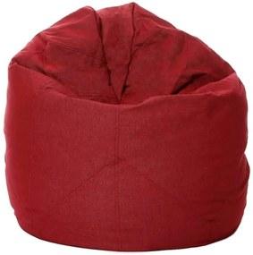 Puff Fom Bag Vermelho