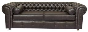 Sofá Chesterfield 03 Lugares 2.30 - Wood Prime 38031
