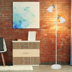 Coluna Lamp Show Aline Branco