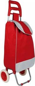 Carrinho de Compras Leva Tudo Bag To Go Vermelho - Mor