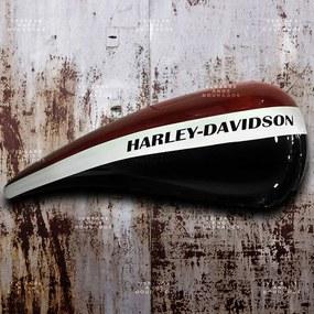 Tanque Harley Davidson And The Marlboro Man