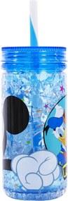 Copo Minas De Presentes Mickey Azul