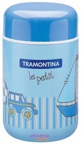 Pote Térmico Tramontina Le Petit 400 ml - Azul  Azul