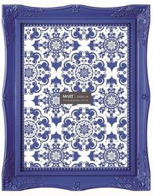 Porta Retrato Azul 10x15cm Kiara 4451 Mart
