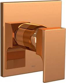 Acabamento para Ducha Higiênica Monocomando Unic Red Gold 4993.GL90.ACT.RD - Deca - Deca