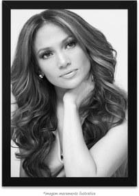 Poster Jennifer Lopez (60x90cm, Apenas Impressão)