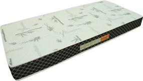 Colchão De Espuma Confortex D23 Solteiro 78 X 188 X 14 Plumatex  Preto