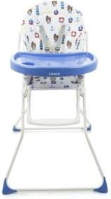 Cadeira de AlimentaçÁo para Bebê Banquet Cupcake Cosco Azul