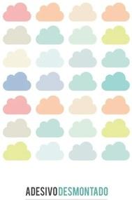 Adesivo Decohouse De Parede Little Multicolorido