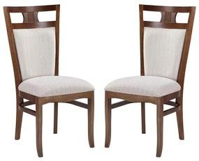 Conjunto 2 Cadeiras de Jantar Berlin - Wood Prime MF 15382