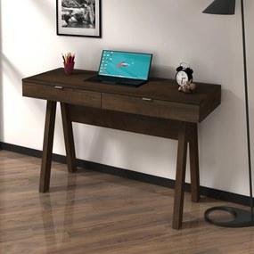 Mesa Para Escritório ME4128 Rustico - Tecno Mobili