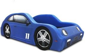 Cama Fusca Cama Carro do Brasil Azul