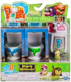 Flush Force Pack Com 8 Figuras - Sunny