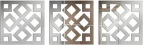 Espelho Love Decor Decorativo Kit Ladrilho Único