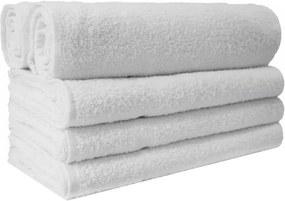 Toalha de Rosto Para Salão de Beleza Plaza - 40x60cm - Branco