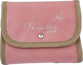 Porta Joias Papillô De Viagem, Rosa