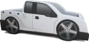 Mini Cama Z3 - Cama Carro Branco