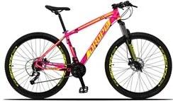 Bicicleta Aro 29 Quadro 21 Alumínio 27 Marchas Freio Disco Hidráulico