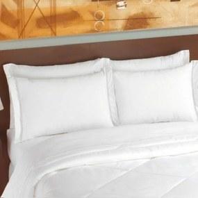 Fronha Branca Teka (50x70cm) 150 fios - Imperial Soft