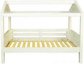 Cama Casinha Authentic Infantil com grade proteção