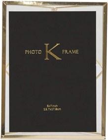 Porta-Retrato K Acobreado Small
