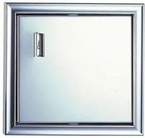 Saboneteira de Embutir 751 - 18x13x17cm - Cris Metal