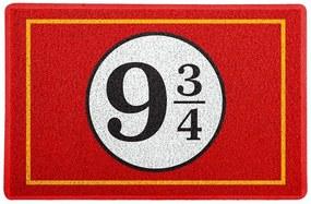 Capacho Decoração Geek 60x40cm 9 34 Harry Potter