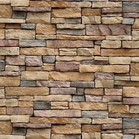 Papel De Parede TexturizadoAllegra Pedras 7316-2