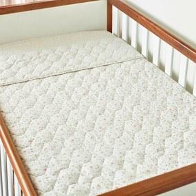 Colcha Infantil Percal Baby Corações