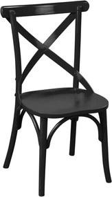 Cadeira de Jantar X Espanha sem Braço - Wood Prime TT 33245