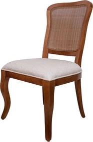 Cadeira Louis XV Palha Noruega - Freijó Clássico Kleiner Schein