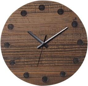 Relógio de Parede Brasov em Madeira Maciça