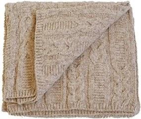 Manta para Sofá Ravel 150x90cm - Papiro