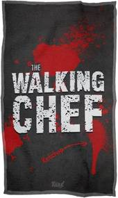 Pano de Prato Yaay The Walking Chef Cinza
