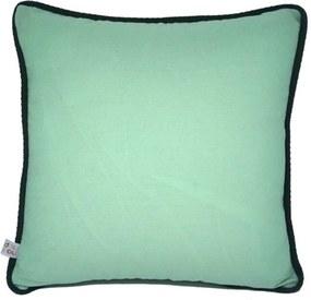 Almofada Doudou Corda Linho Verde