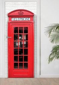 Adesivos Stixx London Vermelho