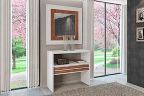 Conjunto Aparador e Moldura Alabs - Wood Prime RM 33119
